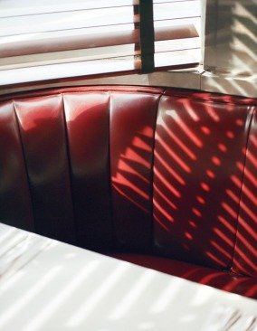 diner seat