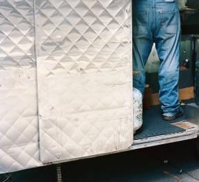 man in a box detail