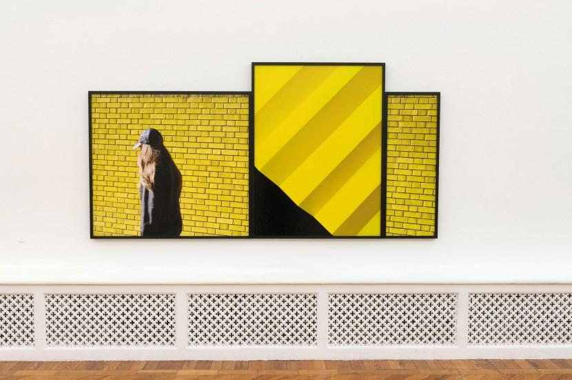 32. Viktoria Binschtok, Yellow Cluster, 2016 xs