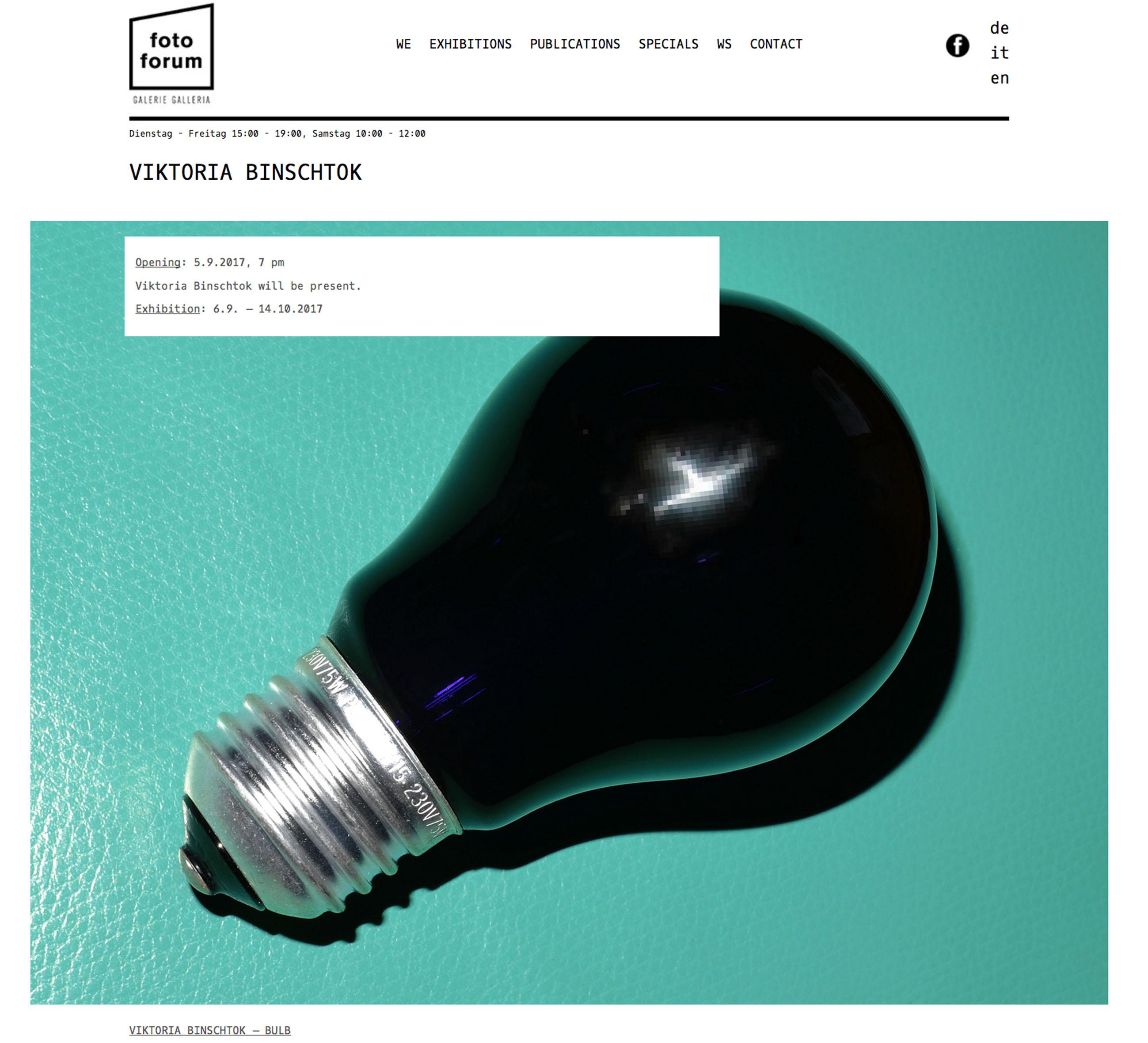 bulb foto-forum