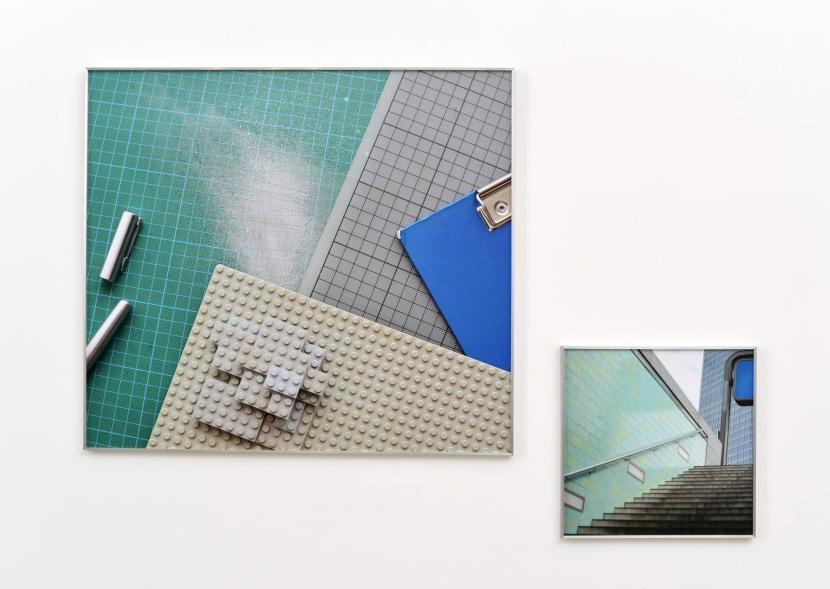 Cutting Mat_framed