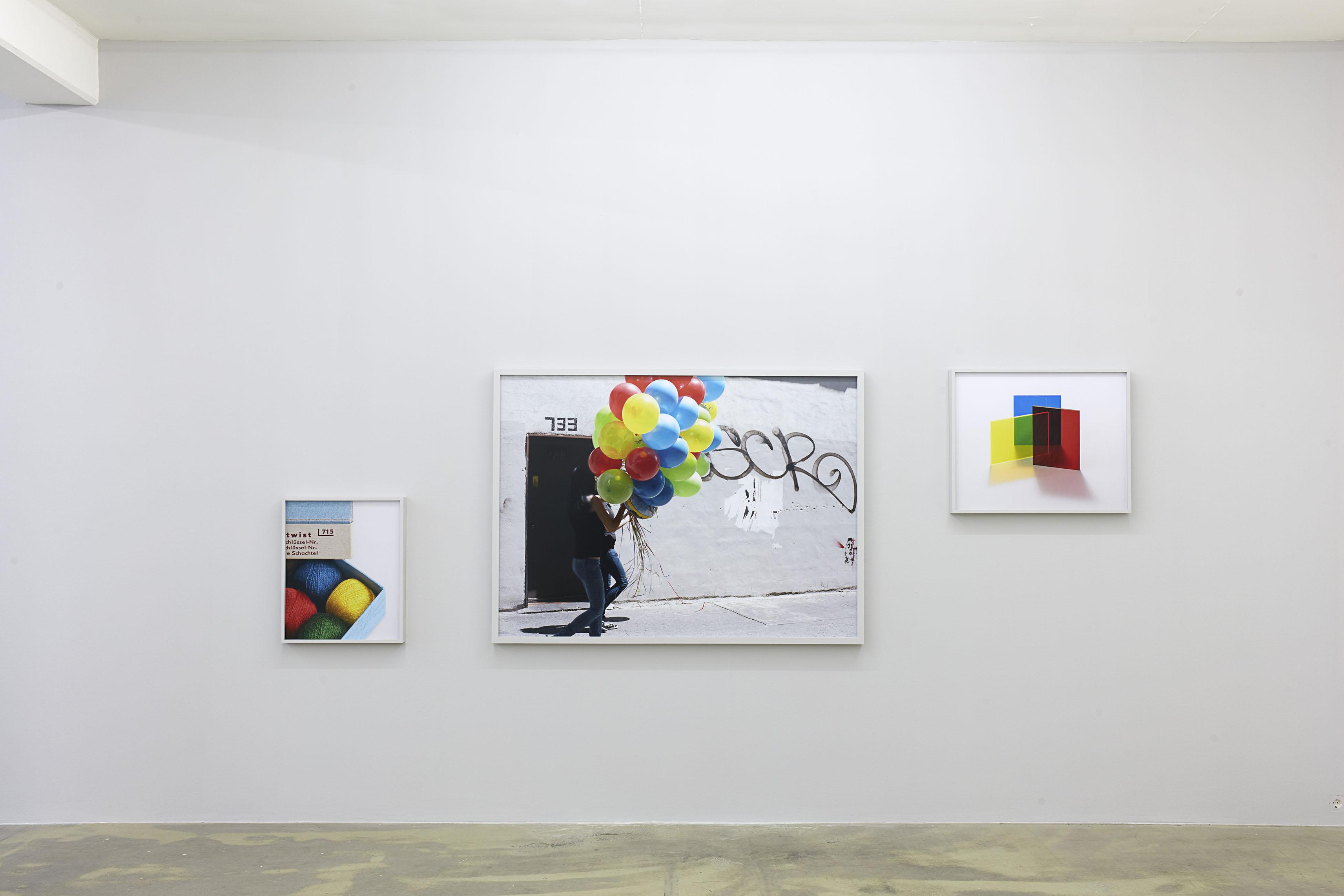 RGB Cluster, 2017