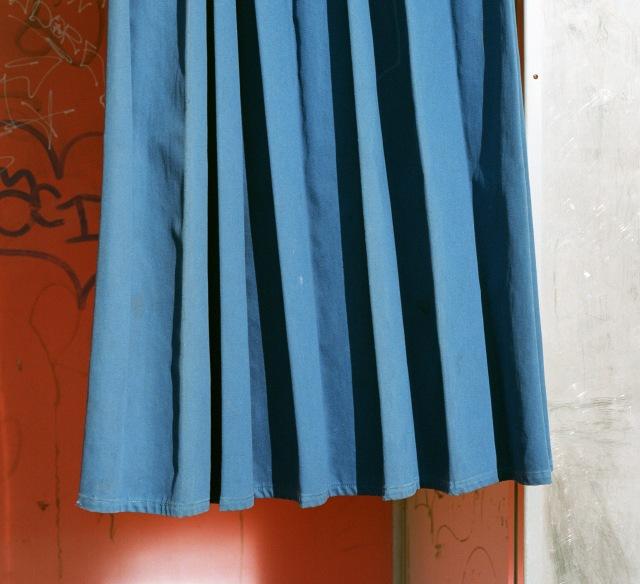 blue-curtain